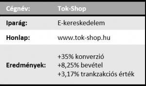 tok-shop webáruház