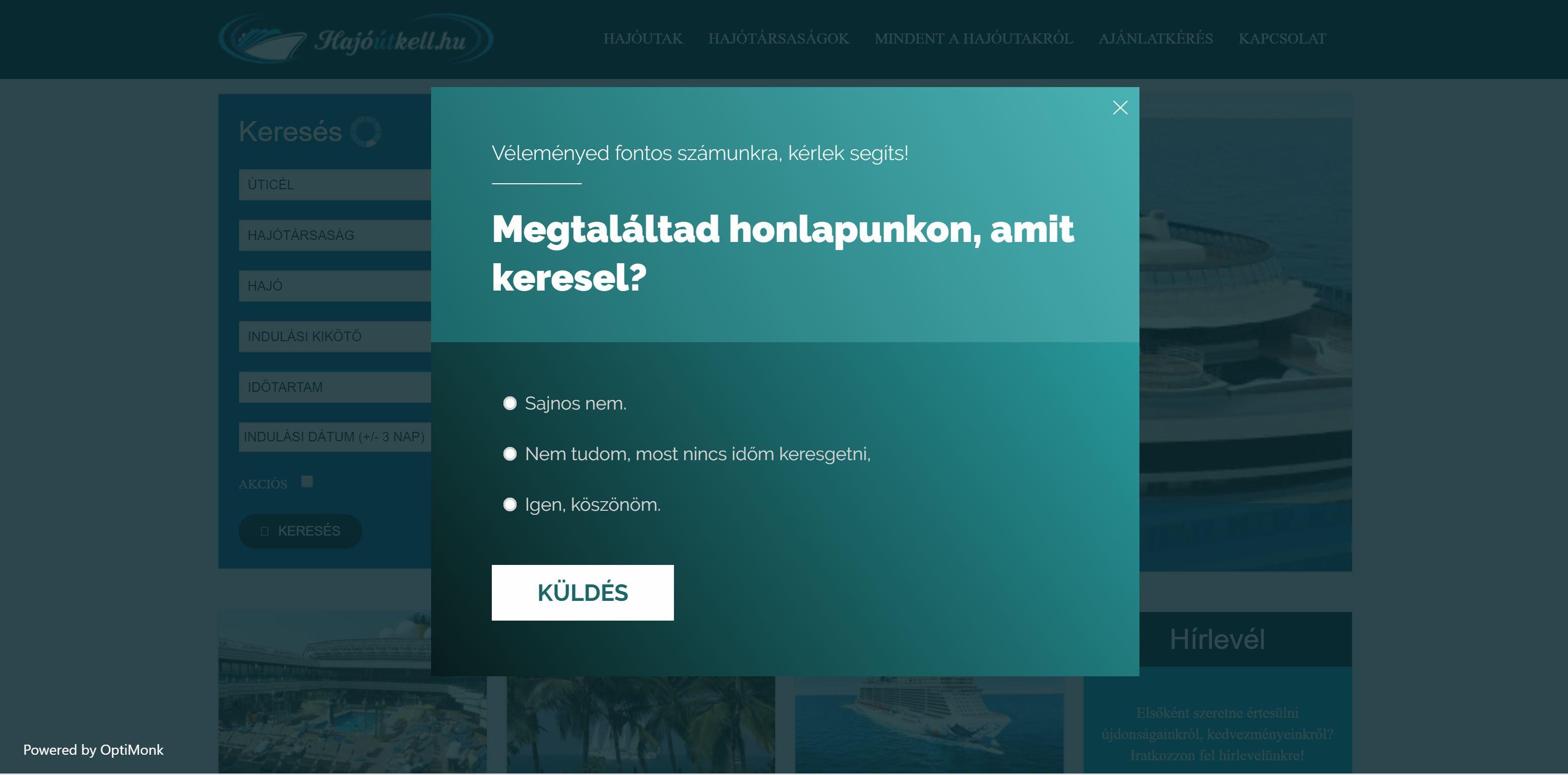 hajoutkell.hu